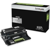 Lexmark 500ZG Return Program Imaging Unit (60K) - 60000 Page Black - 1 Each