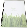 "Swingline Recycled Poly Binding Cover - For Letter 8.50"" x 11"" Sheet - Frost - Polypropylene - 25 / Pack"