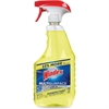 Diversey Antibacterial Multisurface Cleaner - Spray - 0.25 gal (32 fl oz) - 1 Each - Gold