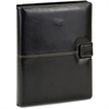 "Solo Vintage Carrying Case (Book Fold) for 11"" Tablet, Digital Text Reader - Black - Polyester - 10.5"" Height x 7.8"" Width x 1.5"" Depth"