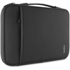 "Belkin Carrying Case (Sleeve) for 11"" MacBook Air, Notebook, Tablet - Black - Wear Resistant, Tear Resistant - Neoprene - Handle - 8"" Height x 12.6"" Width x 0.8"" Depth"
