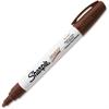 Sharpie Oil-Based Paint Marker - Medium Point - Medium Point Type - Brown Oil Based Ink - 1 Each