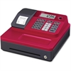 Casio Cash Register - 999 PLUs - 8 Clerks - 24 Departments - Thermal Printing