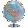 "Advantus 12"" Political World Globe - World - 13"" Width x 16"" Height - 12"" Diameter"
