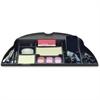 "DAC Space Saver System Organizer Tray - 17.5"" Width x 11.8"" Depth - Recycled - Black - 1Each"