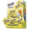 Genuine Joe Sucralose Zero Calorie Sweetener Packets - 0.04 oz - Artificial Sweetener - 400/Box