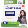 Imprint Plus Mighty Badge Name Badge Refill Kit