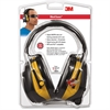 Tekk Protection Worktunes Earmuf - Stereo - Yellow, Black - Wired - 22 dB SNR - Over-the-head - Binaural - Circumaural