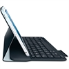 "Logitech Ultrathin Keyboard/Cover Case (Folio) for iPad mini - Gray - Water Resistant, Bump Resistant Interior, Scratch Resistant Interior, Spill Resistant Interior - Polyurethane Leather - 8.5"" Heigh"