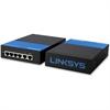 Linksys Gigabit VPN Router - 5 Ports - SlotsGigabit Ethernet - Desktop