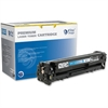 Elite Image Remanufactured Toner Cartridge Alternative For HP 131A (CF210A) - Laser - 1400 Page - 1 Each