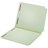 "Pendaflex Dual Tab Pressboard Folder, 2 Fasteners, 2"" Expansion, Letter, Light Green - Letter - 8 1/2"" x 11"" Sheet Size - 2"" Expansion - 2 Fastener(s) - Top/End Tab Location - Pressboard - Light Green"