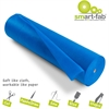 "Smart-Fab Disposable Fabric Rolls - Project, Bulletin Board, Banner, Art, Craft, Decoration - 36"" x 600 ft - 1 / Roll - Blue - Fabric"