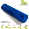 "Smart-Fab Disposable Fabric Rolls - Project, Bulletin Board, Banner, Art, Craft, Decoration - 36"" x 600 ft - 1 / Roll - Dark Blue - Fabric"