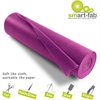 "Smart-Fab Disposable Fabric Rolls - 36"" x 600 ft - 1 / Roll - Deep Purple - Fabric"