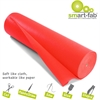 "Smart-Fab Disposable Fabric Rolls - Project, Bulletin Board, Banner, Art, Craft, Decoration - 36"" x 600 ft - 1 / Roll - Red - Fabric"