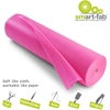 "Smart-Fab Disposable Fabric Rolls - Project, Bulletin Board, Banner, Art, Craft, Decoration - 36"" x 600 ft - 1 / Roll - Dark Pink - Fabric"