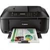 Canon PIXMA MX532 Inkjet Multifunction Printer - Color - Photo Print - Desktop - Copier/Fax/Printer/Scanner - 9.7 ipm Mono/5.5 ipm Color Print (ISO) - 46 Second Photo - 4800 x 1200 dpi Print - Automat