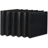 "Samsill Ring Binder - 1"" Binder Capacity - 225 Sheet Capacity - 3 x Ring Fastener(s) - Recycled - 6 / Carton"