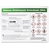 "Impact Products GHS Label Guideline Spanish Poster - Guidance - 24"" Width x 18"" Height - Assorted"