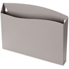 "Avery Cubicle Wall File Pocket 73516, Gray, Letter Size - 300 x Sheet - 12.5"" Width x 1.4"" Depth - Wall Mountable - Gray - 1Each"