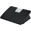 """Office Suites Adjustable Footrest - Lock, Adjustable - 5.63"""" Adjustment - Tilt - 17.5"""" x 13.1"""" x 4.4"""" - Black, Silver"""