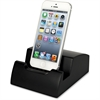 Victor PH400 Smart Charge Lightning Dock - Docking - iPad, iPhone, iPod - Charging Capability - Matte Black