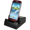 Victor PH450 Smart Charge Micro USB Dock - Docking - Smartphone, Tablet PC - Charging Capability - Matte Black