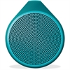 X100 Speaker System - Battery Rechargeable - Wireless Speaker(s) - Green - 30 ft - Bluetooth - USB