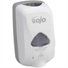 Gojo TFX Touch Free Foam Soap Dispenser - Automatic - 40.6 fl oz (1200 mL) - 3 x C Battery - White