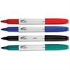 Integra Bullet Tip Dry-erase Whiteboard Marker Set - Bullet Point Style - Assorted Alcohol Based Ink - Assorted Barrel - 4 / Set
