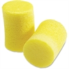 E-A-R Classic Uncorded Earplugs - Noise Protection - Polyvinyl Chloride (PVC) Earplug - Yellow - 200 / Box