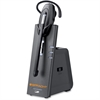 Spracht ZUM Pro DECT 6.0/USB Combo Headset & Base Station - Mono - Gray - Wireless - DECT 6.0 - 492.1 ft - Over-the-head, Over-the-ear - Monaural - Supra-aural - Noise Cancelling Microphone