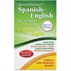 Merriam-Webster Spanish-English Dictionary Dictionary Printed Book - Spanish, English - Softcover