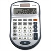 Compucessory Simple Calculator - 2 Line(s) - 12 Digits - Dark Gray - 1 Each