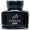Sanford S0037460 Quink Bottled Ink - Black Ink - 1 Each