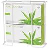 Medline Wire Glove Dispenser Box Holders - Horizontal, Vertical - 2 / Pack - White