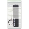 "Anglers Handi-Lock Polybags - 3"" Width x 5"" Length - Clear - Poly - 500/Box - Multipurpose"