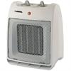 Lorell Adjustable Thermostat Ceramic Heater - Ceramic - 900 W to 1.50 kW - White