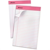 "TOPS Writing Pads - 50 Sheets - Printed - 20 lb Basis Weight - 5"" x 8"" - White Paper - 6 / Pack"
