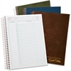 TOPS Gold Fibre Premium Wirebound Project Planner - Action - White - Wire Bound - Assorted - Notes Area, Heavyweight, Micro Perforated, Durable Cover, Sturdy Back, Easy Tear