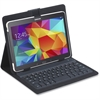 "Compucessory Keyboard/Cover Case (Folio) for 10.1"" iPad Air, Tablet - Black - Polyurethane"