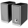 Compucessory Speaker System - Black - USB