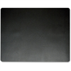 "Artistic Nonglare MicrobanDesk Pad - 19"" Width x 24"" Depth - Black"