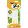 Medium Point Refillable Ballpoint Kids Pen - Medium Point Type - 1 mm Point Size - Refillable - Black Oil Based Ink - Green Barrel - 1 Pack