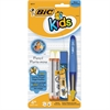 BIC Kids Mechanical Pencil - 1.3 mm Lead Diameter - Graphite Lead - Blue Synthetic Resin Barrel - 1 / Pack