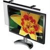 "Compucessory Anti-glare LCD Filter Black - For 21.5"", 22""Monitor"