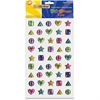 ChenilleKraft Geometric Gemstone Stickers Pack - Geometric - Assorted - 270 / Set