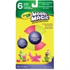 Model Magic Neon Squishy Modeling Set - 6 / Set - Assorted