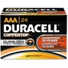 Duracell AAA CopperTop Batteries - AAA - Alkaline - 24 / Pack